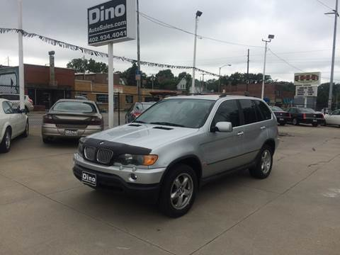 2003 BMW X5 for sale at Dino Auto Sales in Omaha NE