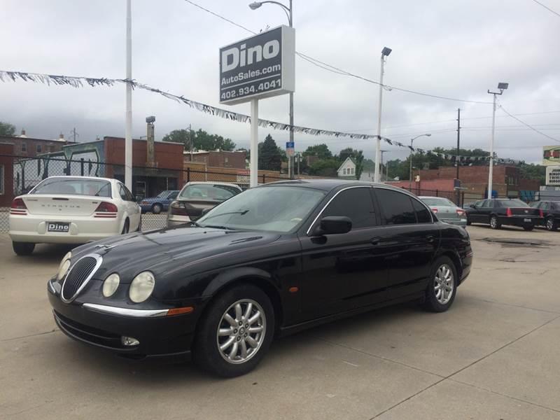 2002 Jaguar S-Type for sale at Dino Auto Sales in Omaha NE