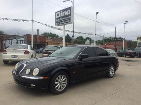 2002 Jaguar S-Type for sale at Dino Auto Sales in Omaha NE