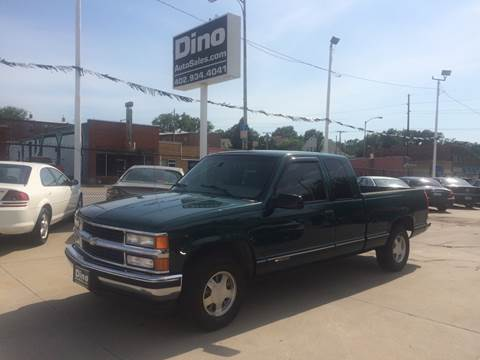 1997 Chevrolet C/K 1500 Series for sale at Dino Auto Sales in Omaha NE