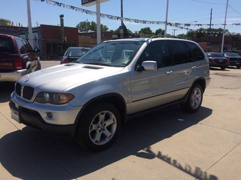 2006 BMW X5 for sale at Dino Auto Sales in Omaha NE