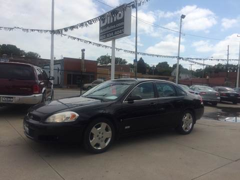 2006 Chevrolet Impala for sale at Dino Auto Sales in Omaha NE