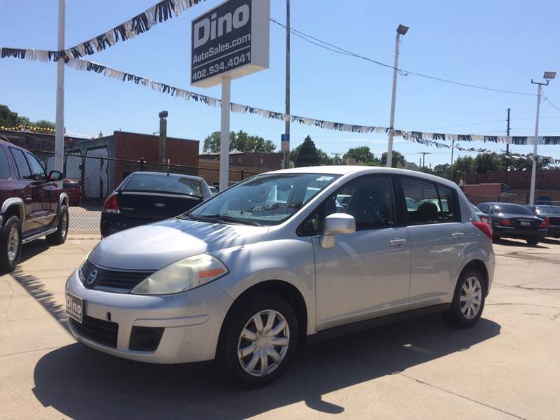 2007 Nissan Versa for sale at Dino Auto Sales in Omaha NE