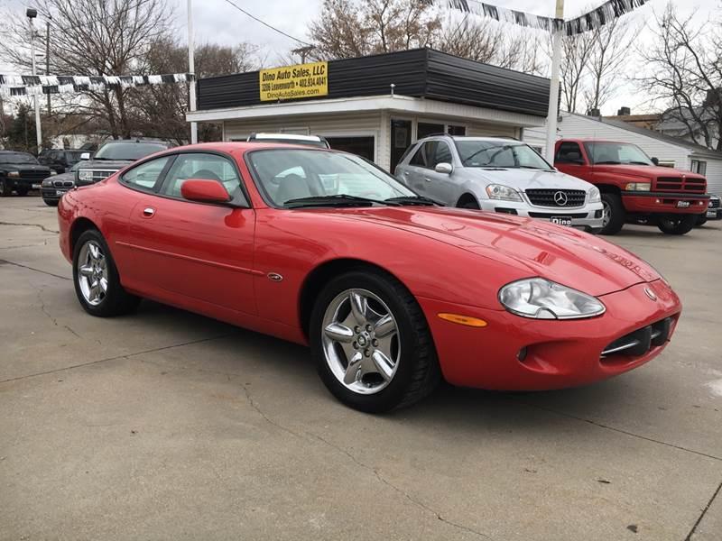 1999 Jaguar Xk Series Xk8 2dr Coupe In Omaha Ne Dino