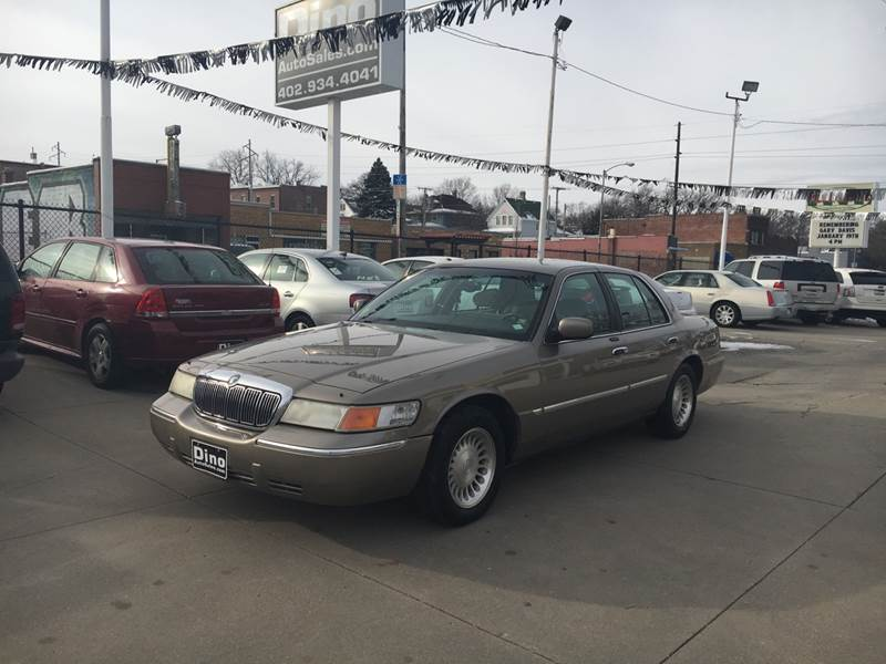 2001 mercury grand marquis ls premium 4dr sedan in omaha ne dino auto sales 2001 mercury grand marquis ls premium
