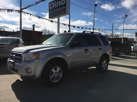 2008 Ford Escape for sale at Dino Auto Sales in Omaha NE