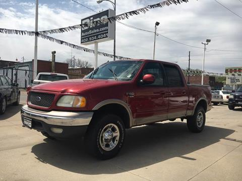 2001 Ford F-150 for sale at Dino Auto Sales in Omaha NE