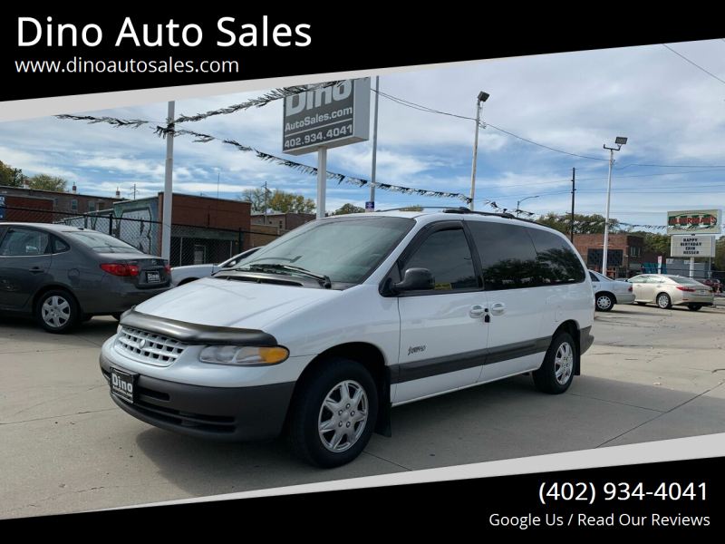 1998 plymouth grand voyager 4dr expresso extended mini van in omaha ne dino auto sales 1998 plymouth grand voyager 4dr