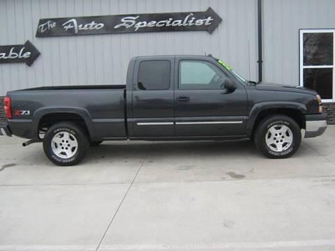 2005 Chevrolet Silverado 1500 for sale at The Auto Specialist Inc. in Des Moines IA
