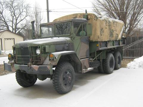 1968 American Motors AM35A2   DEUCE AND A HALF for sale in Des Moines, IA