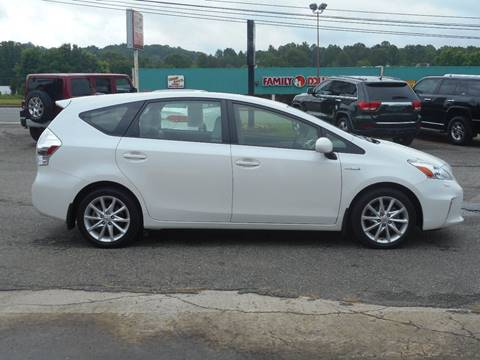 2013 Toyota Prius v for sale in Pilot Mountain, NC