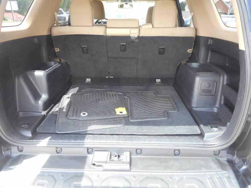 2013 Toyota 4Runner 4x4 SR5 4dr SUV - Pilot Mountain NC