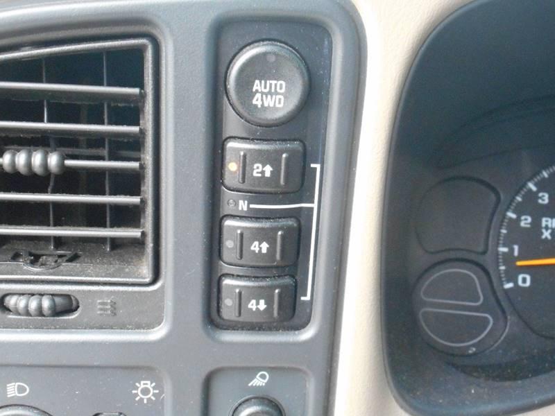 2004 Chevrolet Silverado 1500 4dr Crew Cab Z71 4WD SB - Pilot Mountain NC