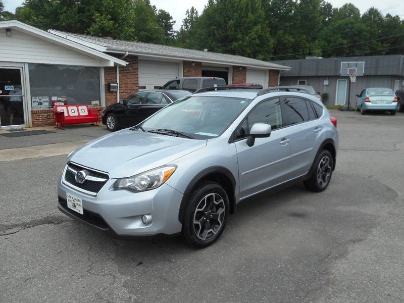 2013 Subaru XV Crosstrek AWD 2.0i Limited 4dr Crossover - Pilot Mountain NC