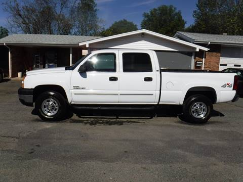 2007 Chevrolet Silverado 2500HD Classic for sale in Pilot Mountain, NC