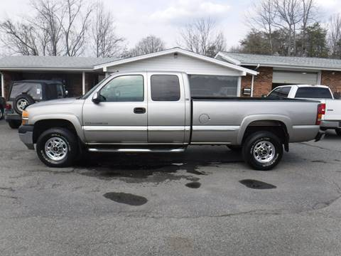 2001 GMC Sierra 2500HD for sale in Pilot Mountain, NC