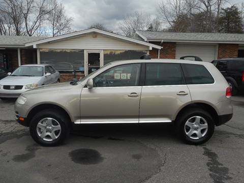 2004 Volkswagen Touareg for sale in Pilot Mountain, NC
