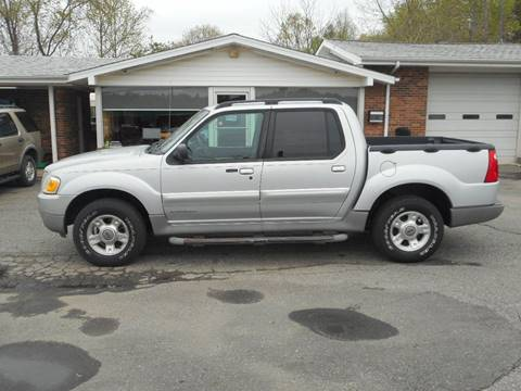 2002 Ford Explorer Sport Trac for sale in Pilot Mountain, NC