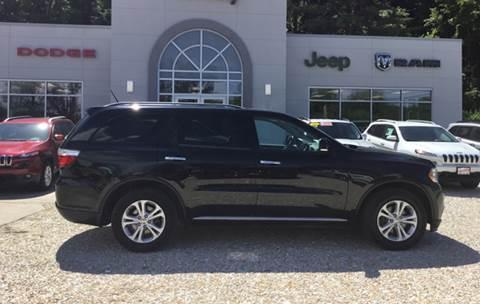 2013 Dodge Durango for sale in Hardin, IL