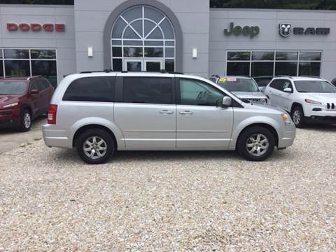 2008 Chrysler Town and Country for sale in Hardin, IL