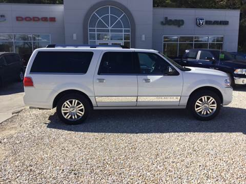 2011 Lincoln Navigator L for sale in Hardin, IL