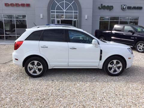 2014 Chevrolet Captiva Sport for sale in Hardin, IL