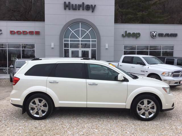 2012 Dodge Journey Awd Crew 4dr Suv In Hardin Il Hurley Dodge