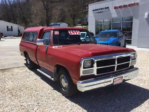 1992 Dodge RAM 150 For Sale - Carsforsale.com®