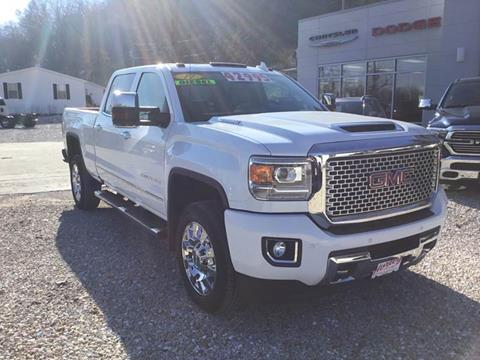 2017 GMC Sierra 2500HD for sale in Hardin, IL