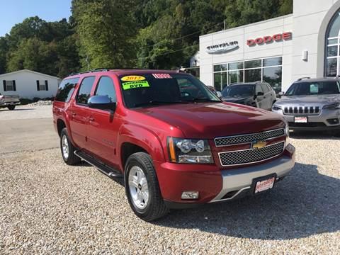2012 Chevrolet Suburban for sale in Hardin, IL