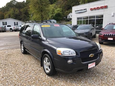 2008 Chevrolet Uplander for sale in Hardin, IL