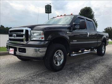 2005 Ford F-250 Super Duty for sale in Hardin, IL