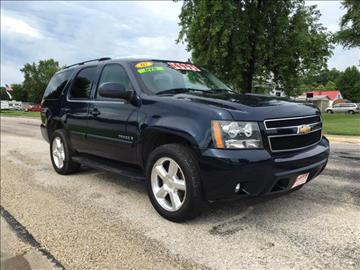 2007 Chevrolet Tahoe for sale in Hardin, IL