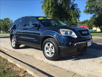 2007 GMC Acadia for sale in Hardin, IL