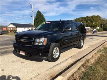 2010 Chevrolet Suburban for sale in Hardin, IL