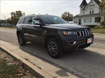 2017 Jeep Grand Cherokee for sale in Hardin, IL
