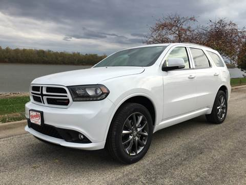 2017 Dodge Durango for sale in Hardin, IL