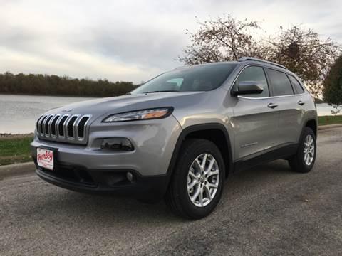 2017 Jeep Cherokee for sale in Hardin, IL