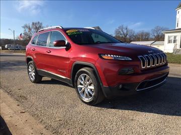 2016 Jeep Cherokee for sale in Hardin, IL