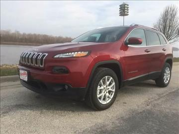 2017 Jeep Cherokee for sale in Hardin, IL