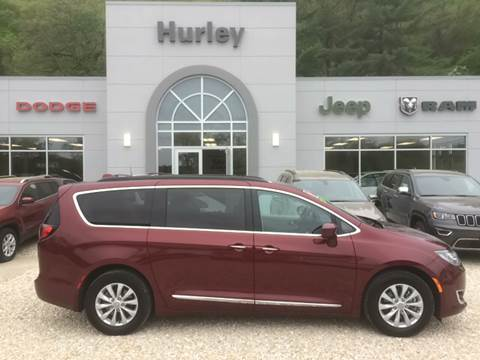 2017 Chrysler Pacifica for sale in Hardin, IL