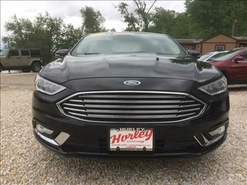 2017 Ford Fusion for sale in Hardin, IL