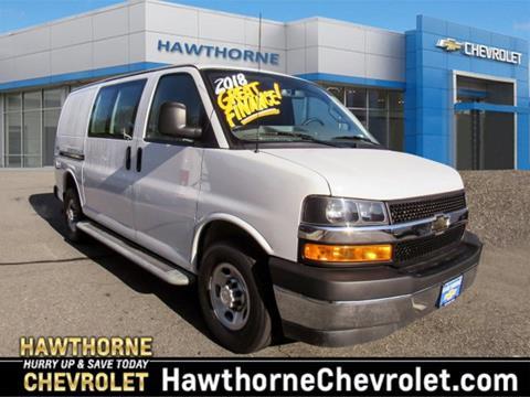 2018 Chevrolet Express Cargo for sale at Hawthorne Chevrolet in Hawthorne NJ