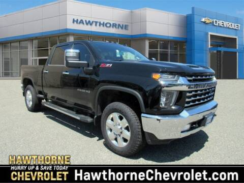 2020 Chevrolet Silverado 2500HD for sale at Hawthorne Chevrolet in Hawthorne NJ