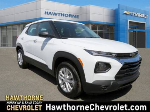 2021 Chevrolet TrailBlazer for sale at Hawthorne Chevrolet in Hawthorne NJ