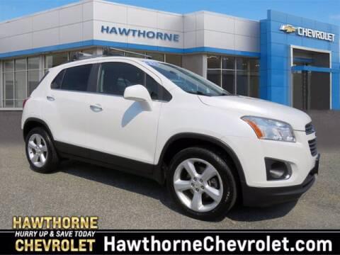 2015 Chevrolet Trax for sale at Hawthorne Chevrolet in Hawthorne NJ