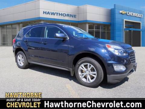2017 Chevrolet Equinox for sale at Hawthorne Chevrolet in Hawthorne NJ