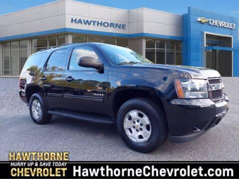 2010 Chevrolet Tahoe for sale at Hawthorne Chevrolet in Hawthorne NJ