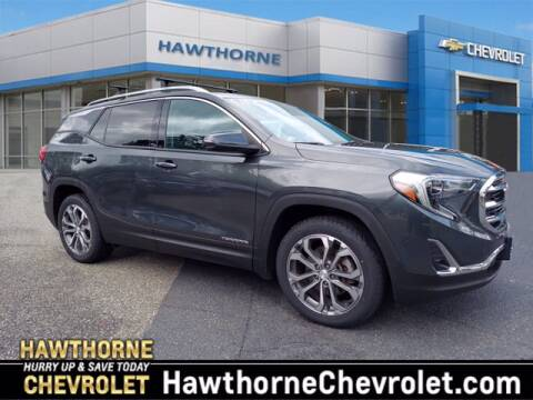 2018 GMC Terrain for sale at Hawthorne Chevrolet in Hawthorne NJ