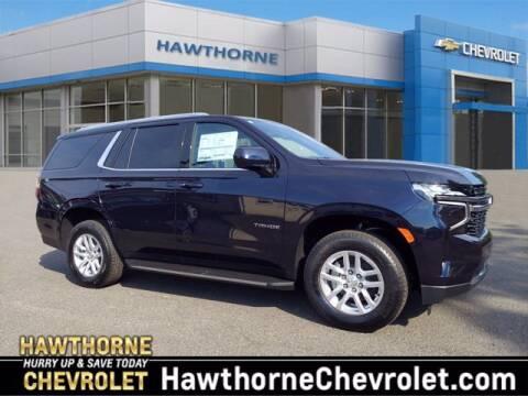 2021 Chevrolet Tahoe for sale at Hawthorne Chevrolet in Hawthorne NJ